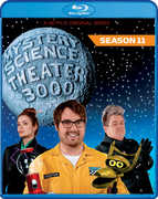 Mystery Science Theater 3000: Season Eleven , Patton Oswalt