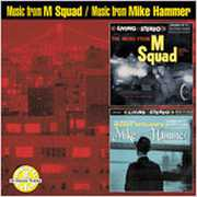 Music From M Squad: /  Music From Mickey Hammer (Original Soundtrack)