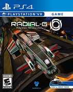 Radial-G for PlayStation 4