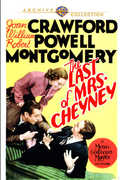 The Last of Mrs. Cheyney , Joan Crawford