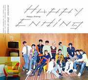 HAPPY ENDING (Version A) (Incl. 36page Photobook + Card (A) [Import] , Seventeen