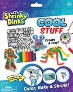 Shrinky Dinks Cool Stuff Activity Set