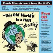 Classic Blues Artwork 1920s From The Calendar 2010