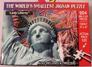 Worlds Smallest Puzzle Lady Liberty