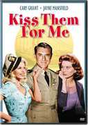Kiss Them for Me , Cary Grant