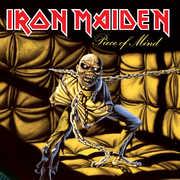 Piece of Mind , Iron Maiden