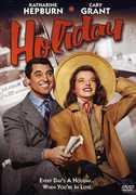 Holiday , Katharine Hepburn