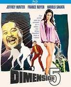 Dimension 5 , Jeffrey Hunter