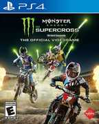 Monster Energy Supercross: The Official Video Game for PlayStation 4