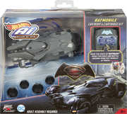 Mattel - Hot Wheels - A.I. Batmobile Deluxe Shell And Expansion Card (DC)