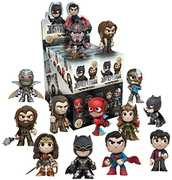 FUNKO MYSTERY MINIS: Justice League Movie - Blindbox (One Figure Per Purchase)