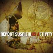 Report Suspicious Activity