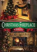 Christmas Fireplace Vision