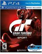 Gran Turismo Sport for PlayStation 4
