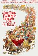 A Funny Thing Happened on the Way to the Forum , Zero Mostel