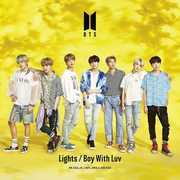 Lights /  Boy With Luv (Music Videos) , BTS
