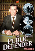 The Public Defender: Volume 9 , Reed Hadley