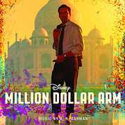 Million Dollar Arm (Original Soundtrack)