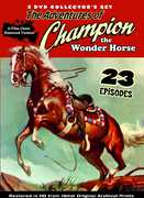 The Adventures of Champion: 3 DVD Collector's Set , Barry Curtis