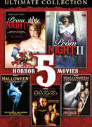 5-Movie Horror Ultimate Collection , Jamie Lee Curtis