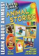 Lots & Lots Of Animal Stories For Kids V1 Bears