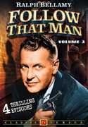 Follow That Man 3: TV Classics , Frank Lovejoy
