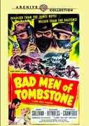 Bad Men of Tombstone , Patrick Macnee
