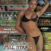 Salsa & Cumbia Party with Discos Fuentes All Stars