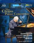 Chopin Piano Concertos , Daniel Barenboim