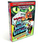 Corpse Grinders Collection: Corpse Grinders /  Corpse Grinders 2 , Monika Kelly
