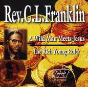 Wild Man Meets Jesus/ The Rich Young Ruler