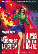 The House of Exorcism /  Lisa and the Devil , Telly Savalas