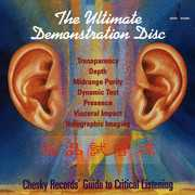 Ultimate Demonstration Disc 1 /  Various , Various Artists