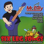 Six Leg Songs