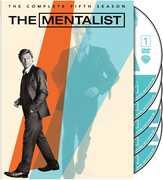 The Mentalist: The Complete Fifth Season , Simon Baker