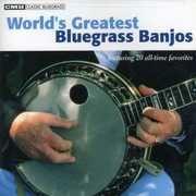 World's Greatest Bluegrass Banjos