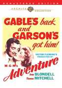 Adventure , Clark Gable