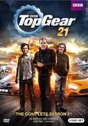 Top Gear 21: The Complete Season 21 , Heaven Leigh
