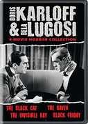 Boris Karloff & Bela Lugosi: 4-Movie Horror Collection , Boris Karloff