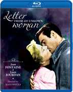 Letter from An Unknown Woman , Joan Fontaine