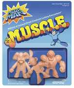 Super7 - M.U.S.C.L.E. - Mega Man - MUSCLE 3-Pack - Pack C