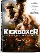 Kickboxer Retaliation , Jean-Claude Van Damme