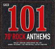 101 70s Rock Anthems /  Various [Import] , Various Artists