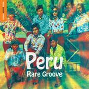 Rough Guide To Peru Rare Groove , Various Artists