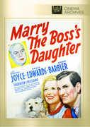 Marry the Boss's Daughter , Brenda Joyce