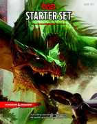 Dungeons & Dragons Starter Set: Fantasy Roleplaying Game Starter Set (D&D Boxed Game)