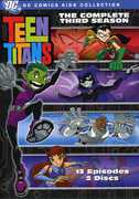 Teen Titans: The Complete Third Season , Greg Cipes