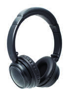 Wicked WIBT150 Endo Bluetooth Headphone with Mic Black