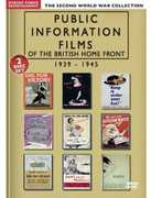 Public Information Films of the British Home Front [Import]