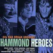 Hammond Heroes 60's R&b Heroes